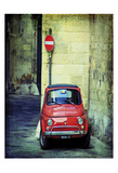 Baby Fiat Posters by James Rowland