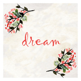 Floral Dream Prints by Kimberly Allen