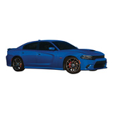 Dodge 2016 Charger 392 HEMI RealBig Wall Decal