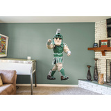 NCAA Michigan State Spartans 2015 Sparty Mascot RealBig Wall Decal