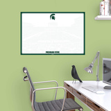 NCAA Michigan State Spartans 2015 Dry Erase Board Fathead Jr. Wall Decal