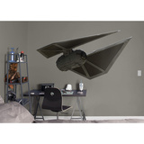 Star Wars Rogue One - TIE Striker RealBig Wall Decal
