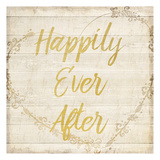 Happily Ever After Posters by Kimberly Allen