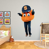 NCAA Syracuse Orange 2015 Otto Mascot RealBig Wall Decal