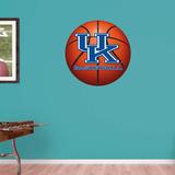 NCAA Kentucky Wildcats 2015 RealBig Basketball Logo Wallstickers