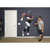 NFL J.J. Watt 2016 RealBig Wall Decal