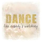 Danza Póster por Kimberly Allen