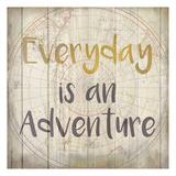 Adventure Awaits 6 Prints by Kimberly Allen