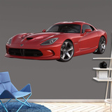 Dodge Viper RealBig Wall Decal
