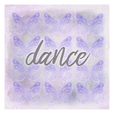 Dance Butterfly Prints by Kimberly Allen