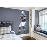 NFL Andrew Luck 2016 RealBig Wall Decal