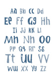 Now I know My ABC Posters by Sheldon Lewis