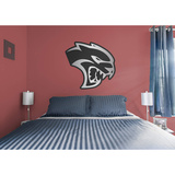 Dodge Hellcat RealBig Logo Wall Decal