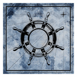 Nautical 3 Prints by Kimberly Allen