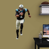 NFL Cam Newton 2016 Fathead Jr. Wall Decal