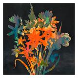 Bright Garden 2 Prints by Sheldon Lewis