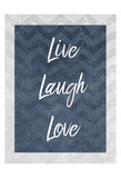 Live Posters by Kimberly Allen