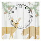 Lodge Time Poster by Kimberly Allen