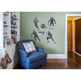 NFL Seattle Seahawks 2016 Power Pack RealBig Wall Decal