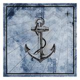 Nautical 1 Poster by Kimberly Allen
