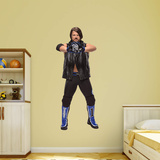 WWE AJ Styles 2016 RealBig Wall Decal