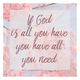 If God Posters by Kimberly Allen