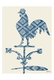 Weather Vane Rooster Posters by Tina Carlson