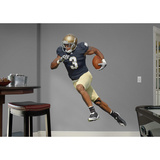 NCAA Michael Floyd 2015 Notre Dame Fighting Irish RealBig Player Wall Decal