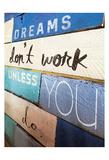 Ocean City Dreams Posters by Jace Grey