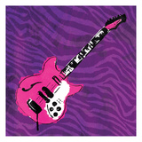 Girly Guitar Mate Prints by Enrique Rodriquez Jr