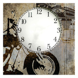 Motorcycle Time Prints by Kimberly Allen