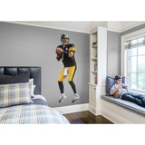 NFL Ben Roethlisberger 2016 RealBig Wall Decal