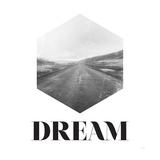 Dream Print by Gigi Louise