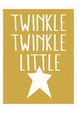 Twinkle Twinkle 2 Poster by Gigi Louise