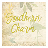 Southern Charm 4 Prints by Kimberly Allen