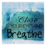 Close Your Eyes Reprodukcje autor Sheldon Lewis