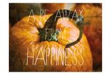 Happy Pie Art by Marcus Prime