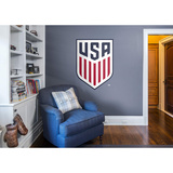 US Soccer 2016 Crest RealBig Logo Wall Decal