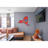NFL Buffalo Bills 2016 State of New York RealBig Logo Wall Decal