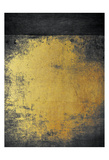 Abstract Grunge 2 Print by Victoria Brown