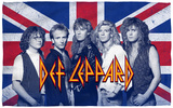 Def Leppard - The Boys Beach Towel Beach Towel