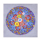 Mandala 1, 2016 Giclee Print by David Newton