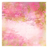 Pretty in Pink Pattern 1 Prints by Kimberly Allen