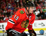 Jonathan Toews 2016-17 Action Photo