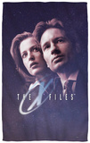 X-Files - Among The Stars Beach Towel Beach Towel