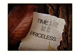 Time Is Free Prints by Taylor Greene