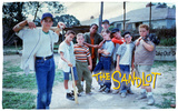 The Sandlot - Squad Beach Towel Beach Towel