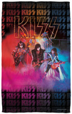 KISS - Stage Lights Beach Towel Beach Towel