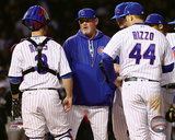 Chris Bosio Game 5 of the 2016 World Series Photo