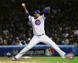 Pedro Strop Game 3 of the 2016 World Series Photo